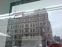 Установка магнитного замка на стеклянной двери Киев