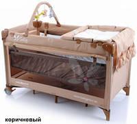 Манежи-кроватки