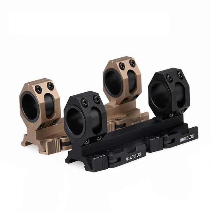 Моноблок быстросъемный Picatinny/Weaver 25.4/30 mm
