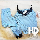 Женские замшевые пижамки Victoria Secret's, фото 3