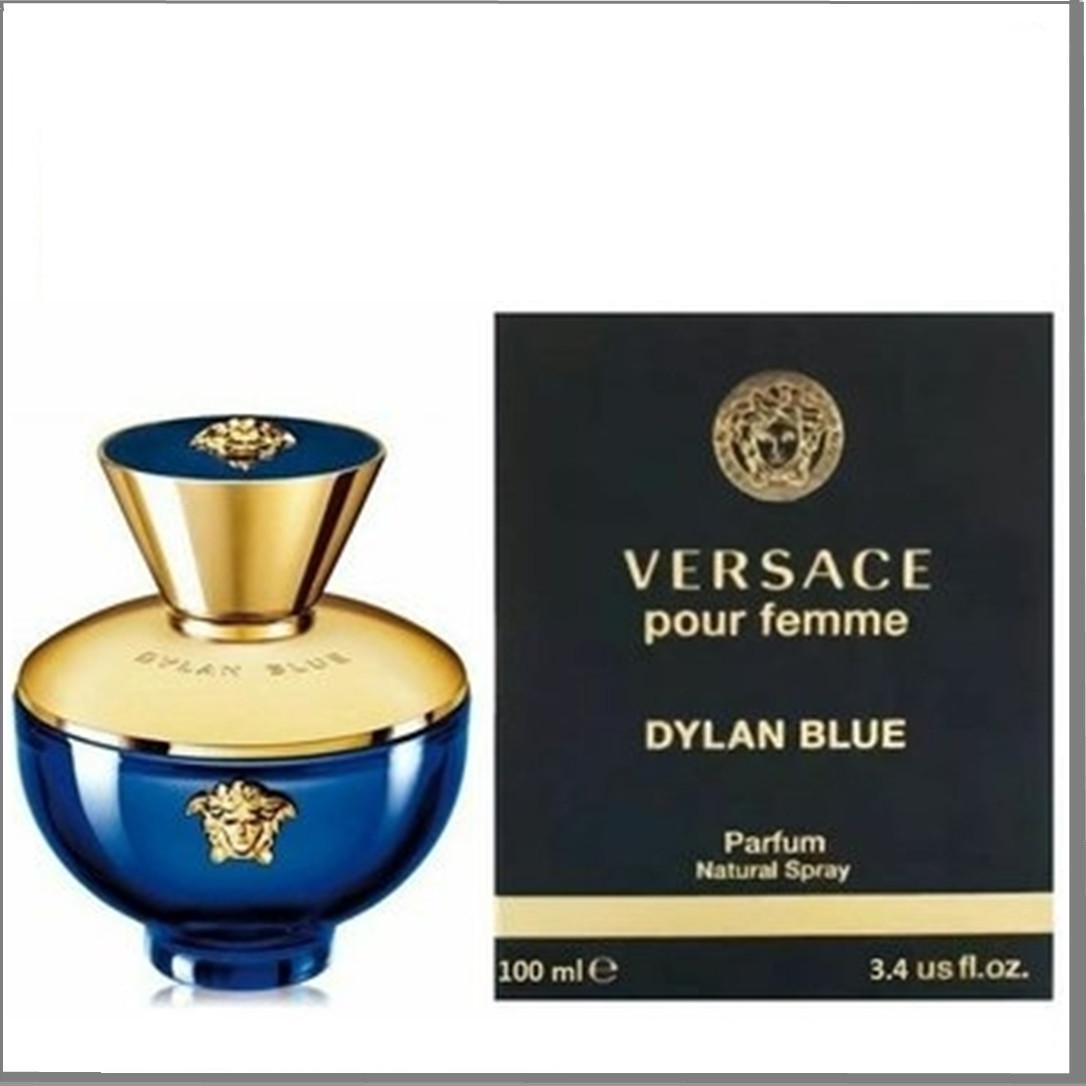 Оригинал женская парфюмированная вода Versace Dylan Blue pour femme