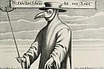 Як виглядав респіратор в XIV столітті?