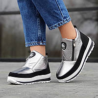 Ботинки женские зимние (код 4142) - жіночі черевики ботінки зимові