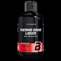 Жиросжигатель - BioTech USA Thermo Drine Liquid /500 ml