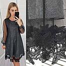 Нарядное платье  Василина диско, фото 4