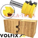 Фреза для сращивания древесины универсальная по ширине и длине по дереву VOLFIX, фото 2