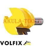 Фреза для сращивания древесины универсальная по ширине и длине по дереву VOLFIX, фото 5