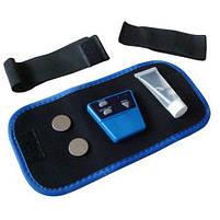 Массажер миостимулятор пояс для похудения AbGymnic, фото 4