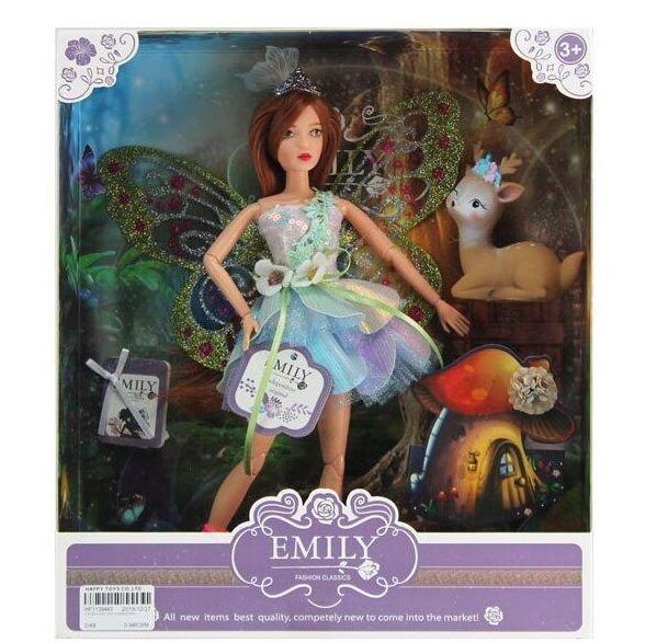"""Кукла """"Emily"""" в коробке QJ 093 A"""