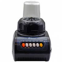 Блендер стационарный с кофемолкой DOMOTEC MS-9099 250Вт. Цвет: черный, фото 2