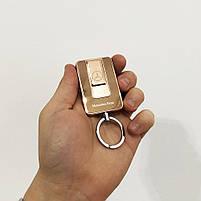Зажигалка спиральная USB-811. Mercedes. Цвет: золотой, фото 10