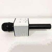 Микрофон Q-7 Wireless Black. Цвет: черный, фото 4