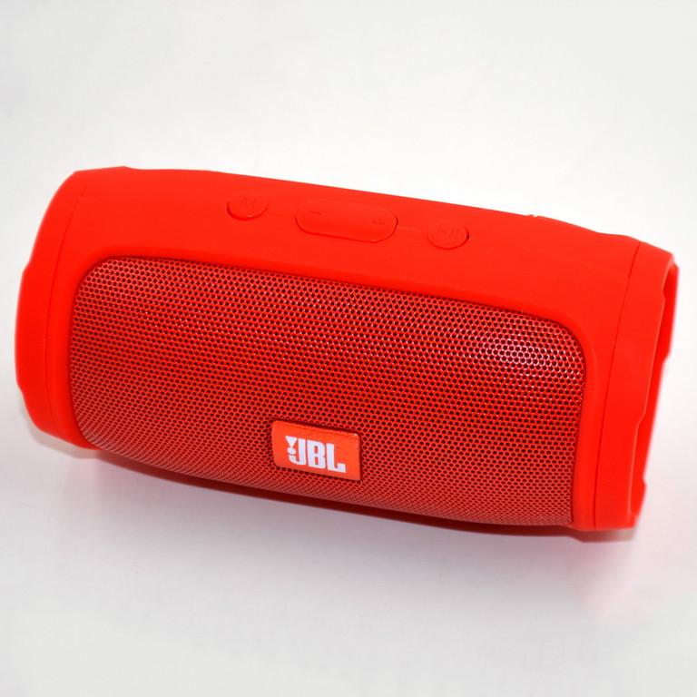 Колонка портативная акустическая система Charge Mini E3 (аналог). Цвет: красный