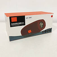Колонка портативная акустическая система Charge Mini E3 (аналог). Цвет: красный, фото 3