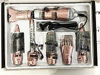 Щипцы фен для волос мультистайлер GEMEI GM-4831 7в1, фото 9