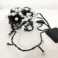 Гирлянда-нить String-Lights внутренняя разноцветная (пров.:черный; 7м) (100М-6-2), фото 3