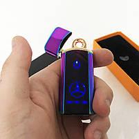 Зажигалка спиральная USB-H1, фото 9
