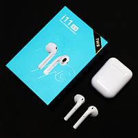 Беспроводные наушники с сенсорным управлением Unit i11 TWS Sensor Stereo Bluetooth 5.0. Цвет: белый, фото 2