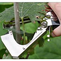 Степлер для подвязки растений усиленный TAPETOOL, фото 3