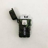 Зажигалка импульсная JL317 Explorer, фото 10