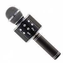 Микрофон WS-858 WSTER BLACK. Цвет: черный, фото 3