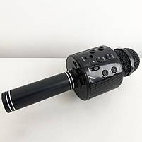 Микрофон WS-858 WSTER BLACK. Цвет: черный, фото 5