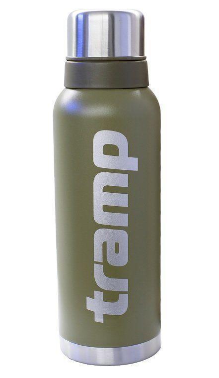 Термос Tramp 1,2 л TRC-028, олива