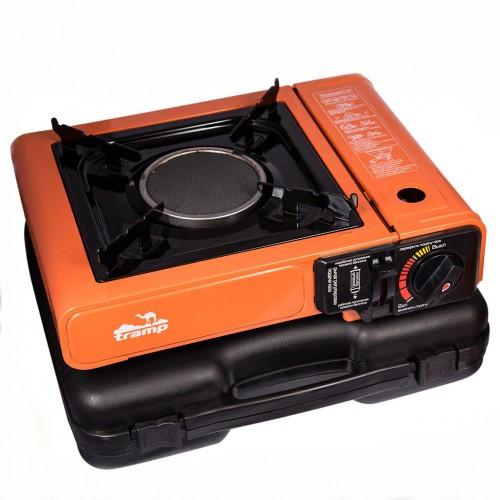 Газовая плита Tramp TRG-040 с инфракрасной керамической горелкой