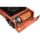 Газовая плита Tramp TRG-040 с инфракрасной керамической горелкой, фото 2