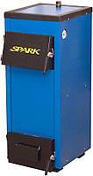 Spark-18 - котел твердотопливный. Сделано в Украине.