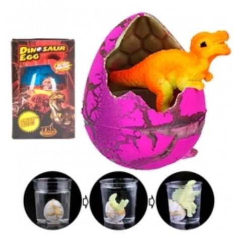 Дино инкубатор 11.5х8см растишка яйцо динозавра растущий динозавр
