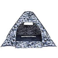 Палатка для зимней рыбалки 2.5*2.5*1.8 м,