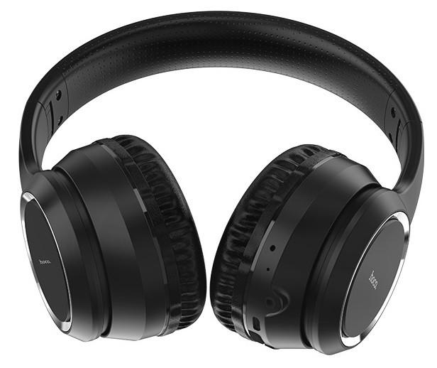 Наушники Bluetooth HOCO Journey Hi-Res W28, черные