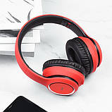 Наушники Bluetooth HOCO Journey Hi-Res W28, красные, фото 2