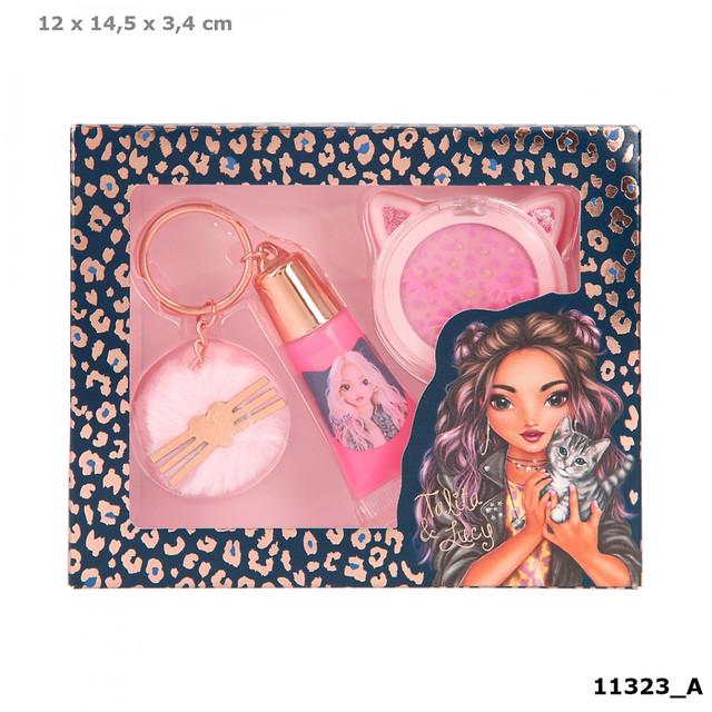 TOP Model дитяча косметика тіні і блиск для губ LEO LOVE (Топ Модел косметика детская Depesche 11323 )