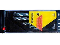 Набор свёрл по бетону для ударной дрели Stanley STA56035-QZ