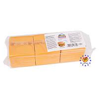 Сыр Чеддер Hochland (ломтики)1.033 кг