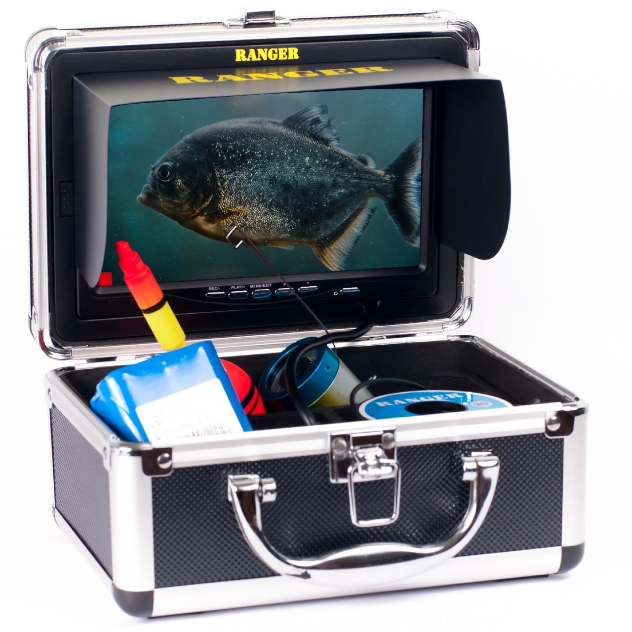 Видеокамера подводная Ranger Lux Case 15m RA 8846