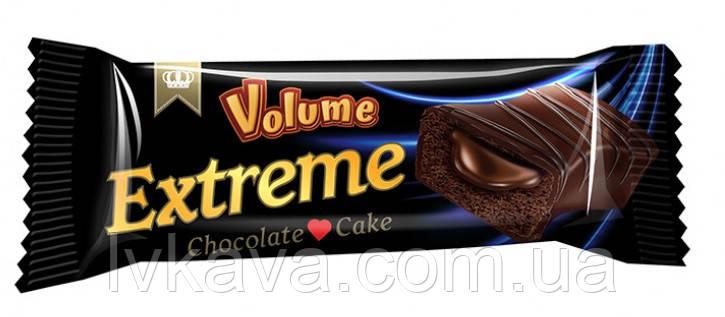 Бисквит шоколадный Extreme Volume  , 40 гр