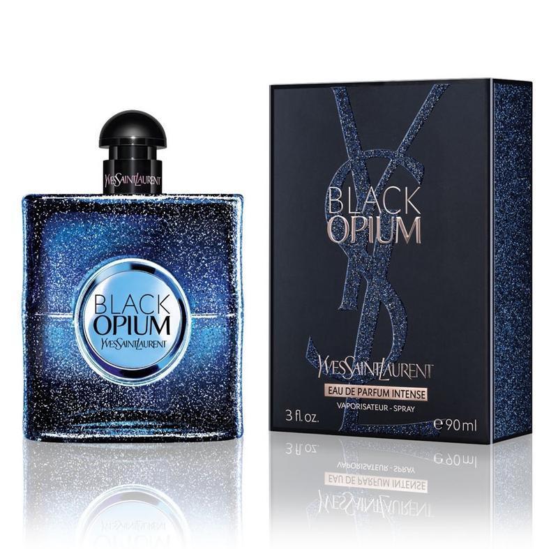 Оригинал женская парфюмированная вода YSL Black Opium Intense