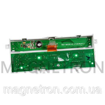 Модуль индикации для стиральных машин Electrolux 1322878131