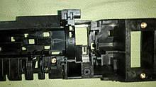 Кронштейн печки xerox WorkCentre wc 5325 /5330/ 5335 с отверстиями для крепления пальцев отделения