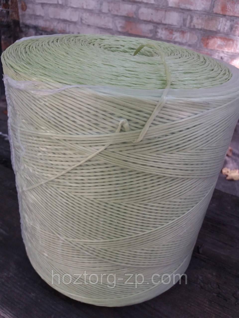 Шпагат полипропиленовый 1000 текс(1 кг-1000м)