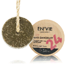Твердый шампунь против перхоти Anti Dandruff 80 г. En`vie Natural Cosmetic
