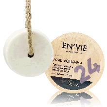 """Твердый шампунь для увеличения (придания) объема волос """"Volume+"""" 80 г. Envie Natural Cosmetic"""