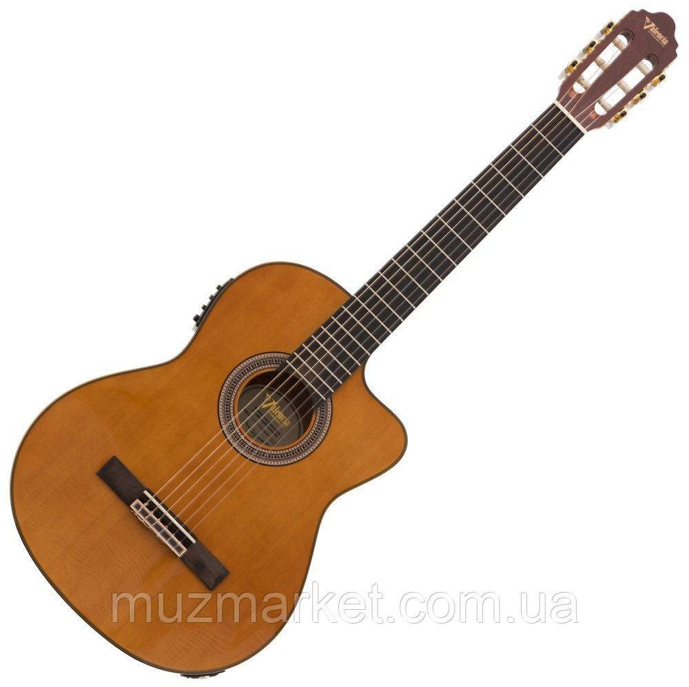 Классическая Гитара с Подключением VALENCIA VC504CE