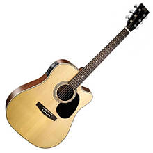 Електроакустична гітара SX MD180CE/NA
