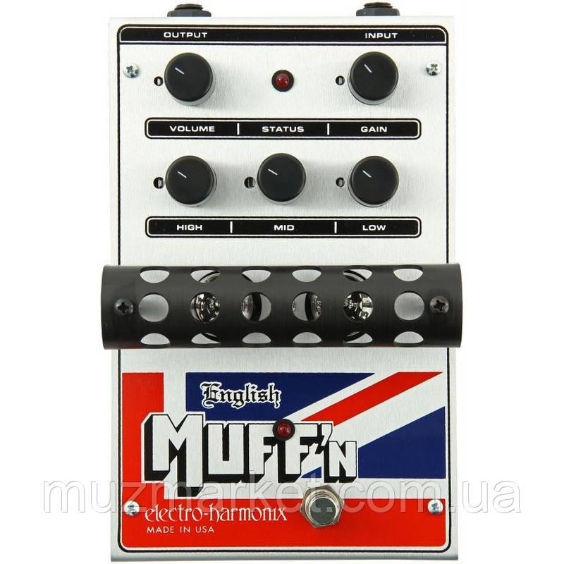 Ламповий дісторшн Electro-harmonix English Muff'n
