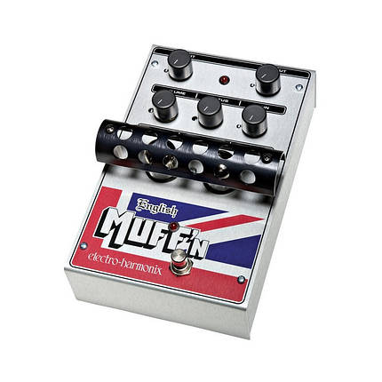 Ламповий дісторшн Electro-harmonix English Muff'n, фото 2