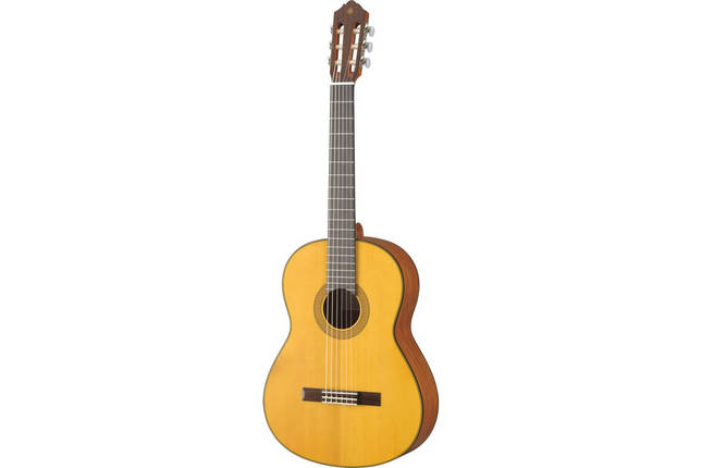 Гітара класична YAMAHA CG122MS, фото 2